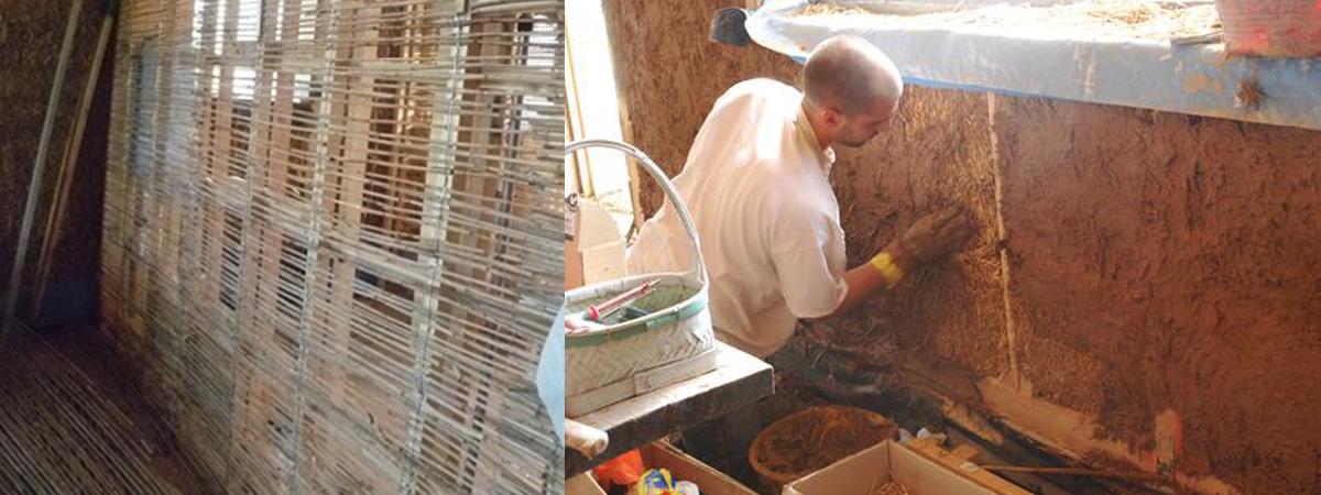 Agriturismo il filo di paglia come fare una casa di paglia for Piani di casa di balle di paglia