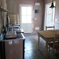 suite with kitchen cinque terre